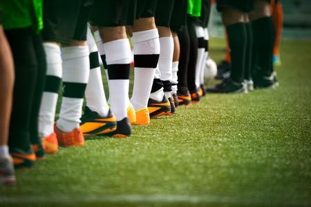Fußball Standard-Bild - 38196141