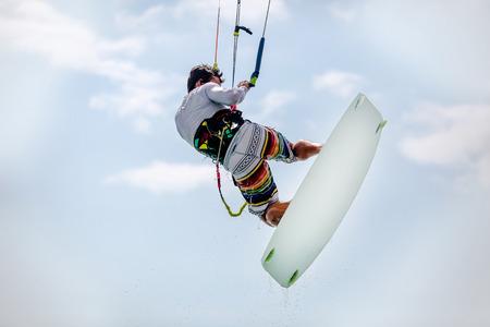 25 29 years: Kitesurfing