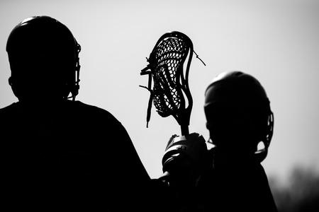 Lacrosse Standard-Bild - 39100245