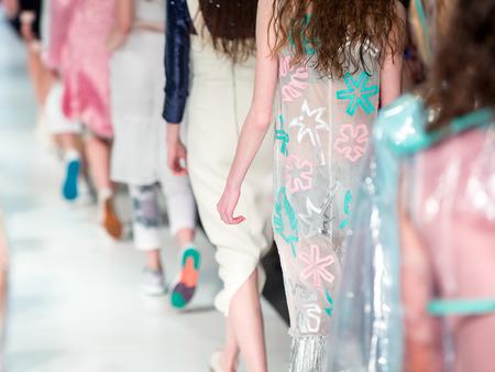 moda: Show de moda