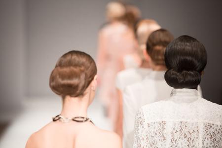 finale: fashion show