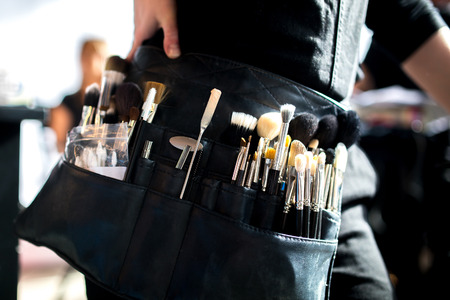 Make-up Artist's Belt Standard-Bild
