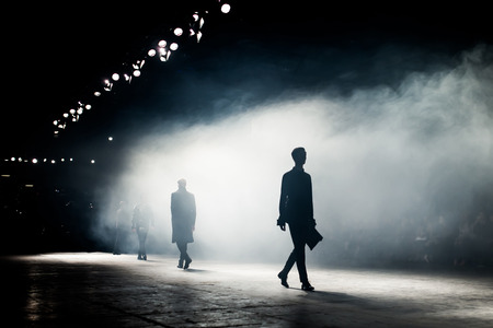menswear: Fashion Show, menswear