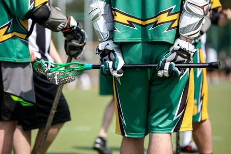 Lacrosse Themed Foto