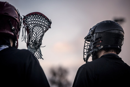 lax: Lacrosse - american high school sports themed photo