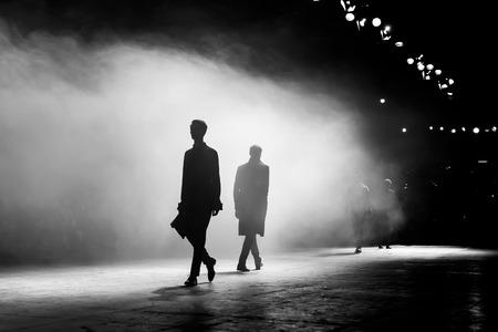 Fashion Show, Catwalk Event, Runway Show