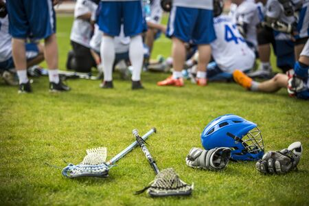 Lacrosse - american teamsports themed photo