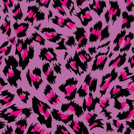 seamless leopard skin texture