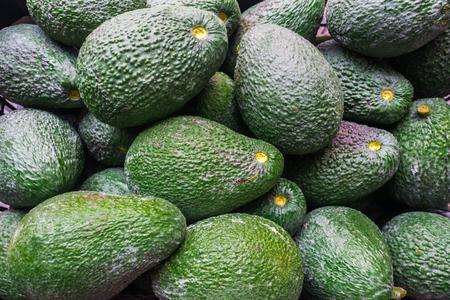supermarket: Avocados