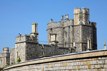 Windsor Castle in England Stock Photo - 24411074