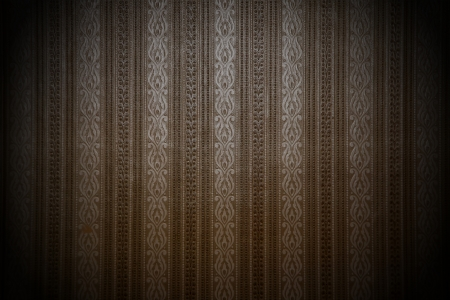 twiddle: Brown background with a pattern