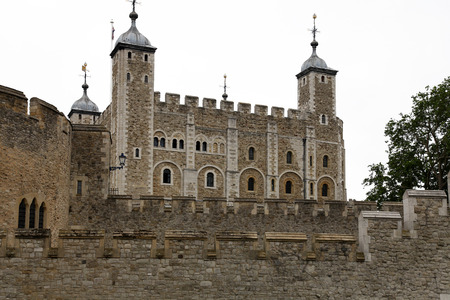 Tower of London historic building in England Stock Photo - 25901956