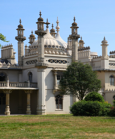 The Royal Pavilion in Brighton, England photo