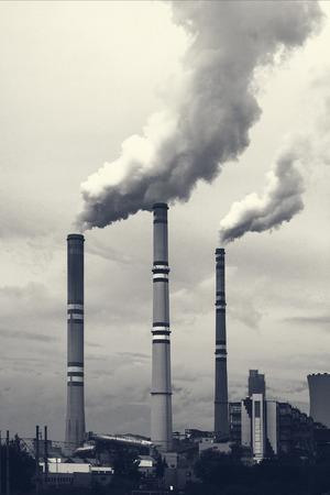 powerhouse: Thermal power station in Czech Republic
