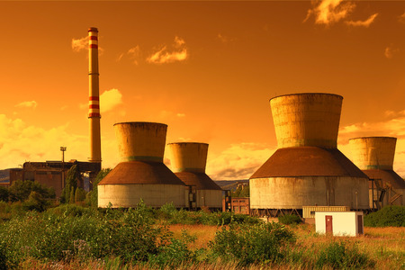 cooling towers: Industrial cooling towers