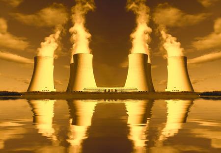 Impianto nucleare Temelin in Repubblica Ceca Europa