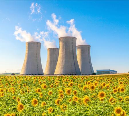 체코 유럽의 원자력 발전소