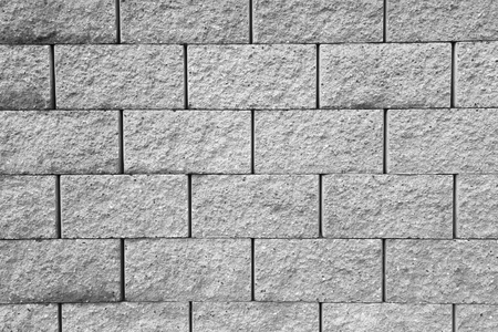 The relief gray wall as background Stock Photo