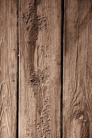 Brown wood plank as background Stock Photo