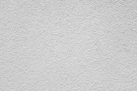 Background texture white wall of plaster Standard-Bild