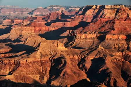 Grand Canyon sunrise Stock Photo - 10281733