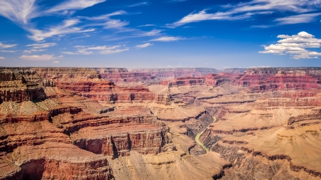 Grand Canyon national park landscape panoramic view photo