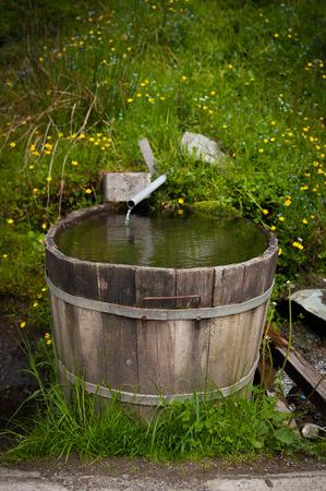 source d eau: D�tail de la source d'eau