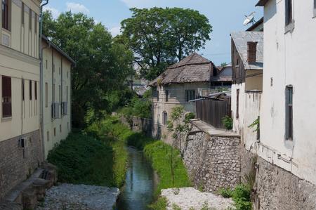 turda: Urban landscape in Turda