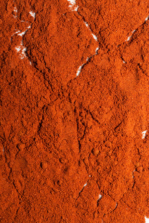 grouped: paprika grouped together to form a background