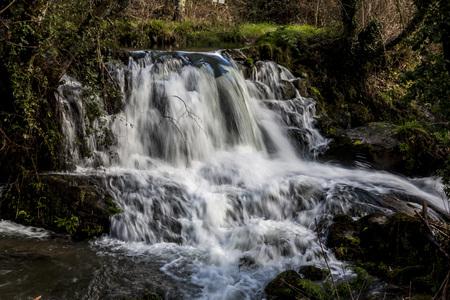 Waterfall taken in long exposure