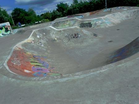 dundee: Dudhope Skatepark