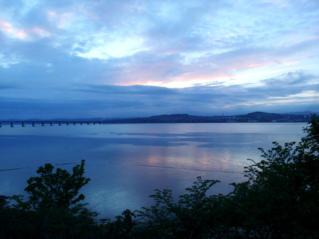 dundee: River Tay