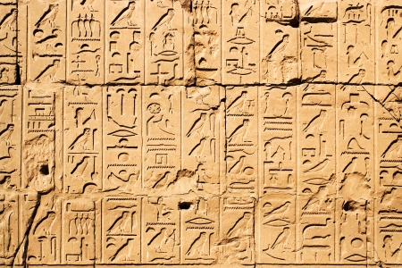 hieroglyphics photo
