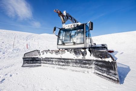snowcat: ratrak