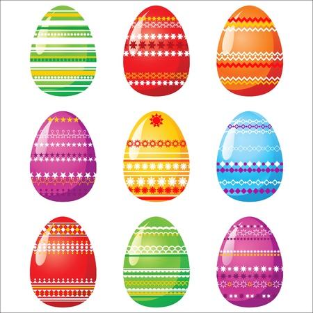 Easter eggs Stock Vector - 14257293
