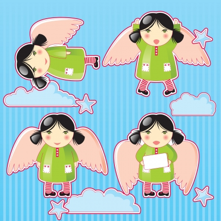 angels Vector
