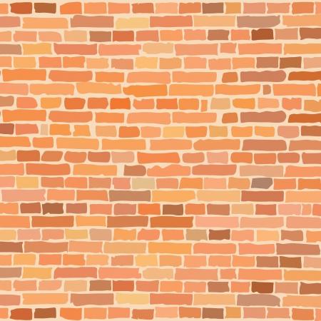 materiali edili: muro di mattoni