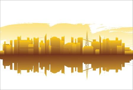 city banner Stock Vector - 14262022