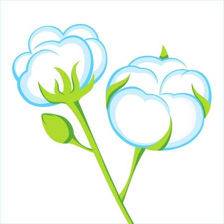 cotton plant: cotton icon