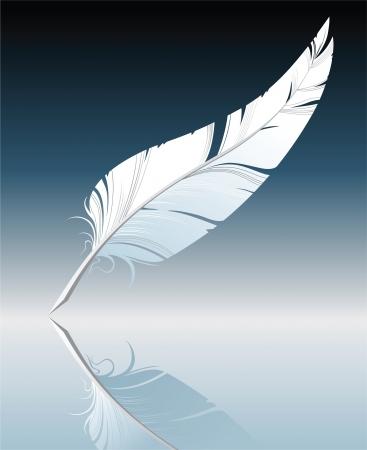 poet: feather