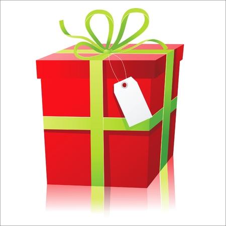 present box Stock Vector - 14270075