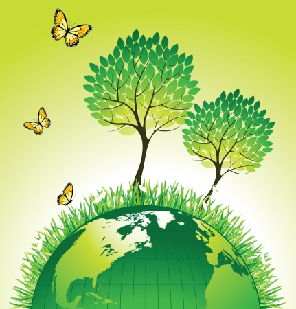 environmental conservation: ecology concept