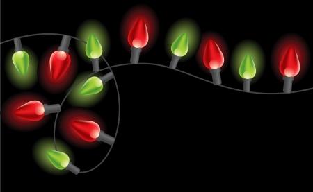 осветительное оборудование: Рождественские огни
