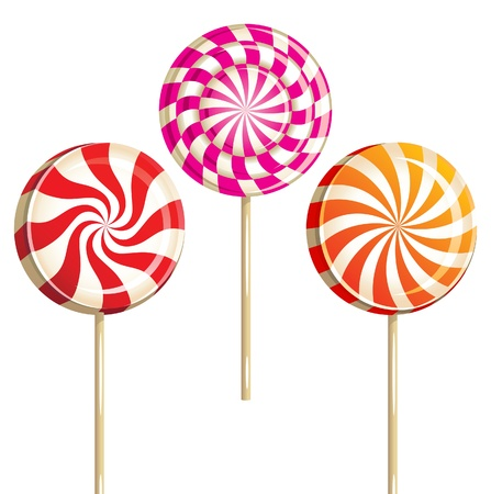 paletas de caramelo: Lolly Pops
