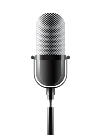 microphone Stock Vector - 14270167