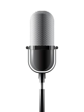 communications equipment: microphone
