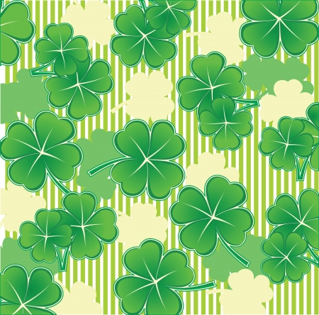 St  Patrick s day ornament Stock Vector - 14270468