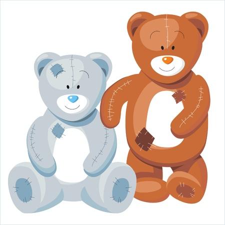 osos de peluche: Osos de peluche