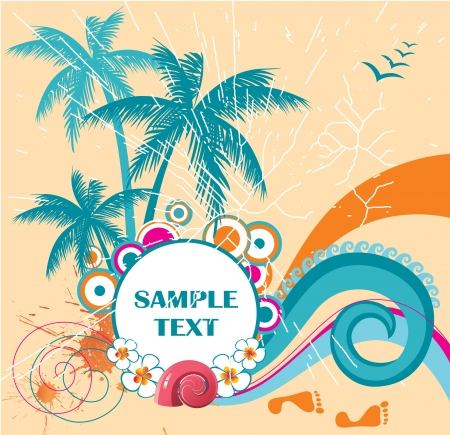 trawelling background Stock Vector - 14270530