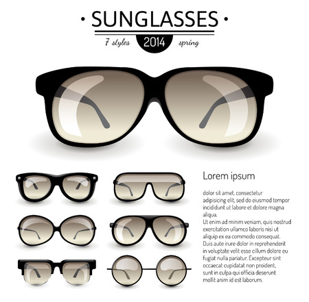 eyewear fashion: 7 sunglasses icons